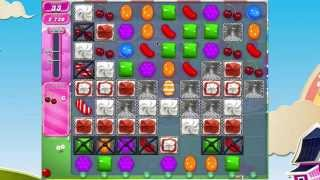 Candy Crush Saga Level 939 No Booster 3* 7 moves left