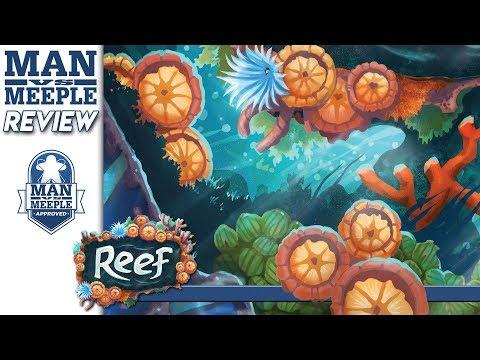 Reef Review by Man Vs Meeple