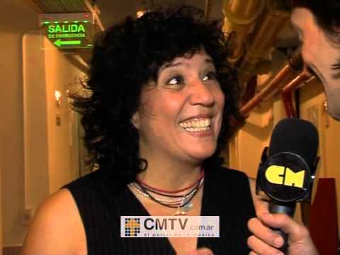 Rosana video Entrevista Argentina - 24 de Mayo 2012
