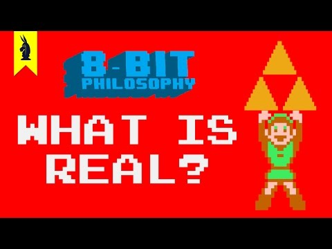 What is Real? (Plato's Allegory of the Cave) -8-Bit Philosophy