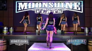 Baby Likes to Rock It Line Dance Tutorial | Moonshine Flats