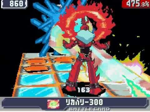 Ryuusei no Rockman 3: Black Ace - Apollon Flame