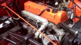 Jeep Wrangler Diesel OM617 Mercedes Swap