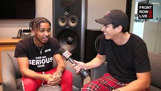 """DDG Talks Creative Process, """"Run It Up"""" & New Music"""