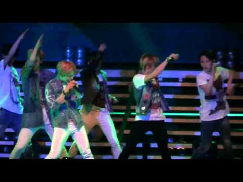 BAP - Hurricane (Live On Earth 2014 NYC)