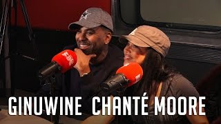 "Ginuwine & Chanté Moore Talk ""Married But Single"", Dating, Reality TV +  New Music"