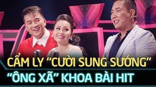 Cẩm Ly cười ngất khi ông xã khoe bản hit 'Áng Mây Buồn' phiên bản Campuchia | Tập 3