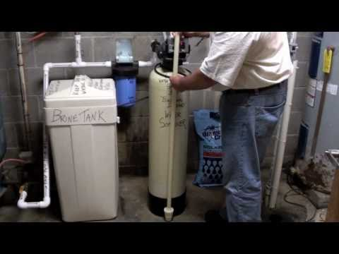 Video Part 1 - How a Home Water Softener Works - www.ifixh2o.com
