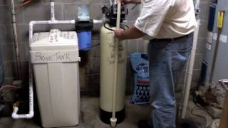 Part 1 - How a Home Water Softener Works - www.ifixh2o.com