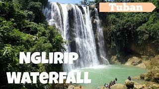 preview picture of video 'Nglirip Waterfall Tourism Object- Tuban - East Java'
