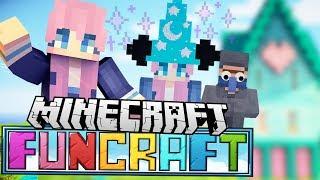 Rainbow Villager Betrayal! | Ep. 10 | Minecraft FunCraft