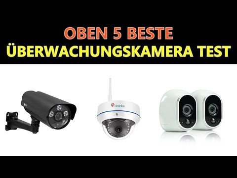 Beste Überwachungskamera Test 2019