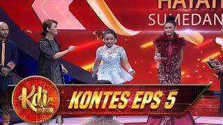 Master Rina, Niken & Hayati [ANOMAN OBONG] Luaaar Biasaaa!!! - Kontes KDI Eps 5 (10/8)