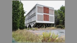 Marcel Breuer Architectures 4. - IBM Research Center