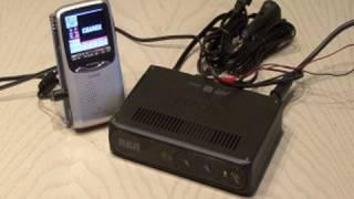 Digital TV Converter Hack