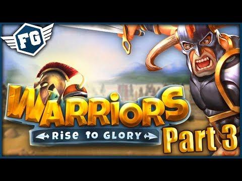 VYHRANÝ TURNAJ - Warriors: Rise to Glory! #3