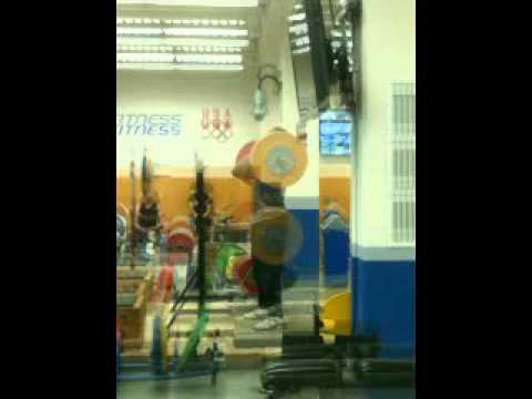 USA Weightlifting Level 1 Sports Performance Certification - YouTube