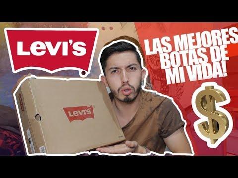 Botas Levi's, el mejor precio, la mejor calidad, buen diseño  -VICTOR CABALLERO