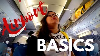 PHILIPPINES AIRPORT BASICS - First Time Flyer Guide