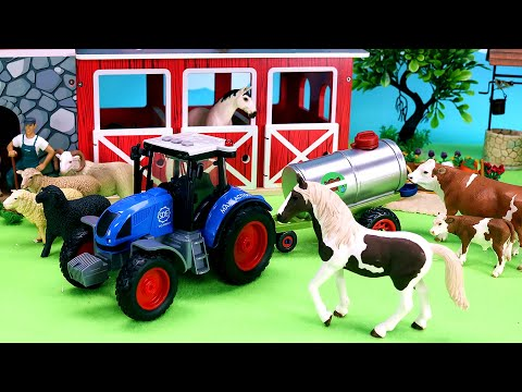 , title : 'Cows and Horses Farm Animal Toys