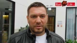 Руслан Чагаев Интервью о Кличко, Поветкине