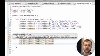 6- Using maps in Java