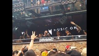 Marco Carola @ MUSIC ON Closing 2015 - Amnesia Ibiza (Closing Set 1H20Min)HD