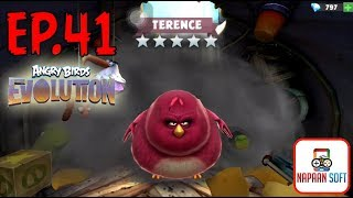 ANGRY BIRDS EVOLUTION - TERENCE (5 STARS RED) X2 - HATCHING PREMIUM EGGS - RED EXCAVATION & BRAWL
