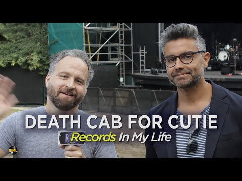 Death Cab For Cutie  - Records In My Life (2019 Interview)
