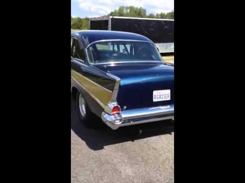Video of '57 Bel Air - J15W