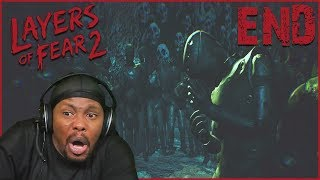 Layers Of Fear 2 Ending! We Did It! - Layers Of Fear 2 (END)