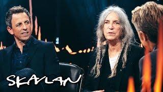 Patti Smith on Nobel prize performance: – I was humiliated and ashamed | Skavlan