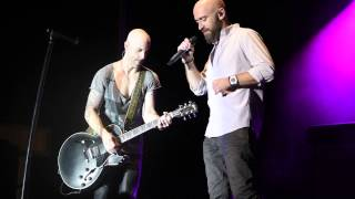 Chris Daughtry & Ed Kowalczyk - Walk The Line - 9.5.2015