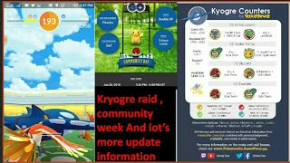 kyogre counters - Free video search site - Findclip Net