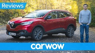 Renault Kadjar SUV 2018 Review | Carwow Reviews