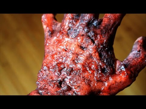 Wegen welchen Organes die Pigmentflecke erscheinen