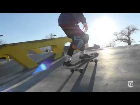 When Kids Fly Skateboarding  - The New York Times
