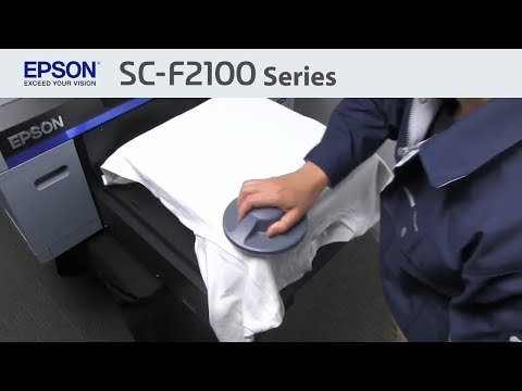 Loading a T-shirt (on a platen without a grip pad) (CMP0147-00)
