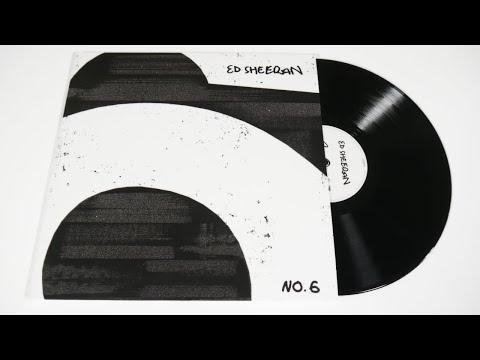 Ed Sheeran - No. 6 Collaborations Project Vinyl Unboxing