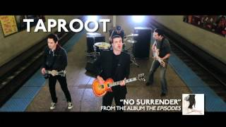 "TAPROOT ""No Surrender"" Music Video Preview"