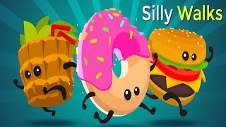 Silly Walks - Android/iOS Gameplay ᴴᴰ