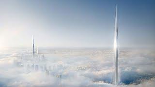 Dubai Creek Tower: Building The Worlds Tallest Structure