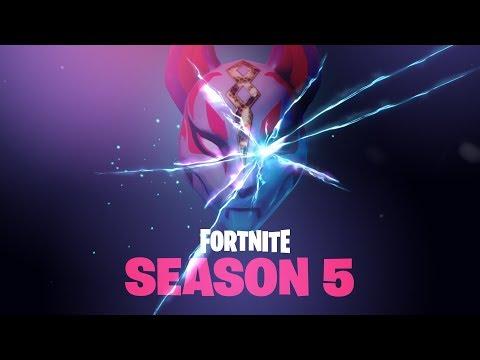 Nová sezóna Fortnite, speciální stream plný soutěží