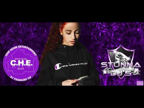 Bhad Bhabie- Gucci Flip Flops Remix (Ft. Plies & Snoop Dogg) (Chopped & Slowed By DJ Tramaine713)