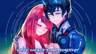 Nightcore - Whenever || Lyrics「Conor Maynard」