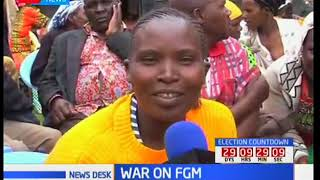 Many women serve jail terms for practicing FGM in Kisii
