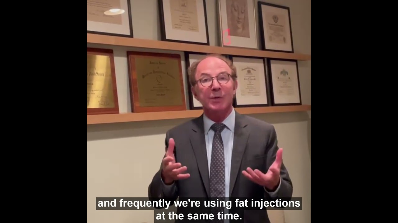 Dr. Sullivan Talks About The Process of a Mini Lift Procedure