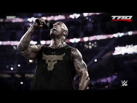 """WWE: The Rock - """"Electrifying"""" - Official Theme Song 2019"""