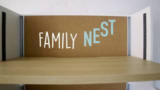 Family NEST. Family Desk.