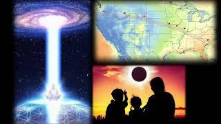 21 Αυγούστου - Διαλογισμός Ενότητας Ηλιακής Έκλειψης